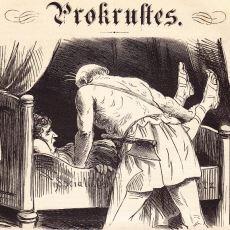 Yunan Mitolojisinin Haydutu Prokrustes'in Tarihe Adını Yazdıran Meşhur Yatağı