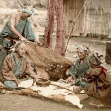 Japonya'da En Pis İşlerde Çalıştırılıp Ötekileştirilen Bir Sınıf: Burakumin