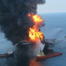 2010'da Büyük Çevre Kirliliğine Neden Olan Petrol Platformu: Deepwater Horizon