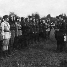 II. Dünya Savaşı'nda Rusya'nın Kadınlardan Oluşan 588. Gece Bombardıman Alayı: Gece Avcıları
