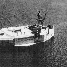 Filipin Adalarını 20 Milyon Dolara Alan ABD'nin Savunma Amaçlı Kurduğu Üs: Concrete Battleship