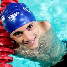 Paralimpik Yüzmede Avrupa Şampiyonu Yüzücümüz Beytullah Eroğlu'nun Azim Dolu Hikayesi