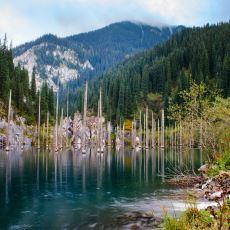 Dağ Bayır Demeden Aylarca Gezilebilecek Kadar Doğası Olan Ülke: Kazakistan