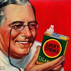 Sigara Sektörünün Zamanında Tıp Camiası ve Doktorları Reklamlarında Kullanması