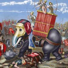 Romalıların Kartacalıları Yenerek Akdeniz'i Ele Geçirdiği Tarihi Olay: Pön Savaşları