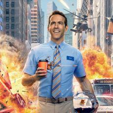 Ryan Reynolds'ın Yaptığım En İyi Film Dediği Free Guy Filminin İncelemesi