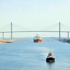 Akdeniz'i Kızıldeniz'e Bağlayan Süveyş Kanalı'nın Diğer Adı Neden Marlboro Kanalı?