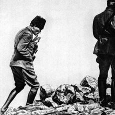 Mustafa Kemal Atatürk'ün Büyük Taarruz Esnasındaki Klas Hareketi