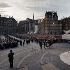 Hollanda İçin II. Dünya Savaşı'nın Bitişi: 4 Mayıs Ölenleri Anma Günü