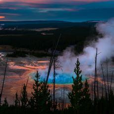 ABD'nin Süper Yanardağı Yellowstone'da Beklenen Patlama Dünya'nın Sonunu Getirir mi?