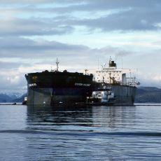 1989'da Alaska'da Bir Çevre Felaketine Neden Olan Gemi: Exxon Valdez
