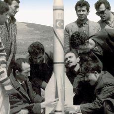 50 Yıl Önce Uzaya Füze Göndermek İçin Kolları Sıvayan Türkler ve Pek Bilinmeyen Yerli Füze Seferberliği