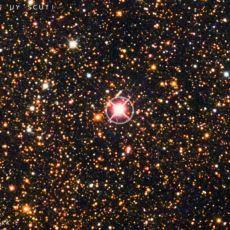 Güneş'in, Yanında Toz Tanesi Gibi Kaldığı Evrenin En Büyük Yıldızı: Stephenson 2-18