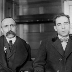 1927'de ABD'de Tüm Dünyadaki Protestolara Rağmen İdam Edilen İtalyan Göçmenler: Sacco ile Vanzetti