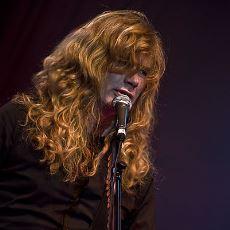 Megadeth'in Azimli ve Hırçın Lideri Dave Mustaine'in Kariyerinden Satır Başları