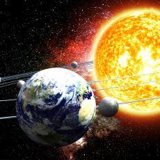 Güneş Işığının Dünya'ya 50 Milyon Yılda Ulaşması