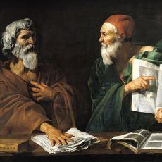 Ünlü Filozoflar Bir Tartışmaya Tutulsa Ortaya Çıkabilecek Tahmini Diyaloglar