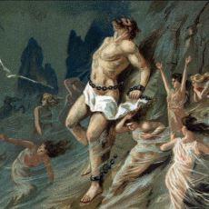 Yunan Mitolojisinde İnsanları Yarattığına İnanılan Prometheus'un Masalsı Hikayesi