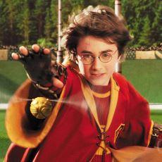 Harry Potter'ın Normal Şartlarda Snitch'i Yakalamasının İmkansız Olması