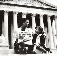 ABD'deki Okullarda Siyah-Beyaz Ayrımını Kaldıran Tarihi Dava: Brown v. Board of Education