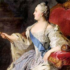 Çapkınlığıyla Nam Salmış Sanat Düşkünü Bir Rusya İmparatoriçesi: II. Katerina