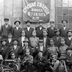 Ekim Devrimi'nin Rusçada Yaptığı İlginç Değişiklikler