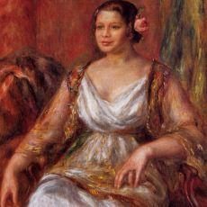 Muhteşem Kadın Portreleri İle Dikkat Çekmiş Empresyonist Ressamın Çalışmaları