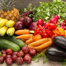 Meyve ve Sebzeleri Birbirinden Nasıl Ayırt Ederiz?