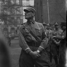 Nazi Partisi'nin Eli Sopalı Legal Sokak Gücü: Sturmabteilung
