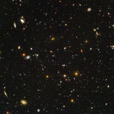 İçinde 10 Bin Galaksi Barındıran, Hubble Teleskobu Tarafından Çekilmiş En Derin Fotoğraf
