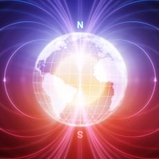 Dünya'nın Manyetik Alanının, Harita Değişikliklerine Neden Olan Kaotik Yapısı