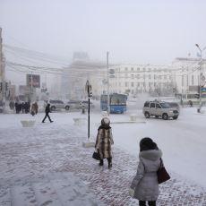Soğuğun İnsanın Ruhunu Bile Dondurduğu, Dünyanın En Soğuk Yerleri