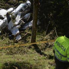Brezilya'nın Chapecoense Futbol Takımını Taşıyan Uçak Neden Düştü?