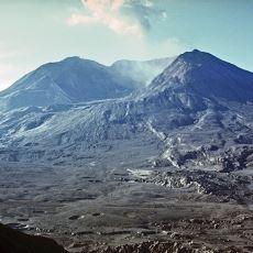 1980 Yılında Patlayan St. Helens Dağı Çevresindeki Ekosistemin Mucizevi İyileşme Süreci