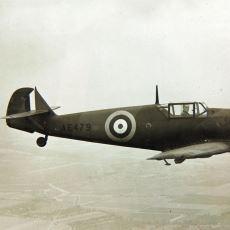 Gelmiş Geçmiş En Ünlü Avcı Uçaklardan Biri: Messerschmitt Bf 109