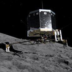 Bir Kuyruklu Yıldıza İnen İlk Uzay Aracı Olan Philae Bilim Dünyasına Neler Kazandırdı?