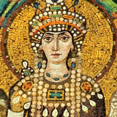 İmparator Justinianus ile Büyük Aşk Yaşamış Meşhur İmparatoriçe: Theodora
