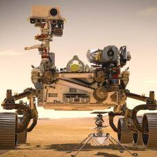 Oksijen Üretmesi Amacıyla Mars'a Gönderilen Deneysel Cihaz: Moxie