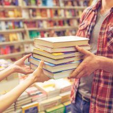 Bir Kitabevi Çalışanının Gözünden Günümüz Okur Profilini Gözler Önüne Seren Komik Bir Anı