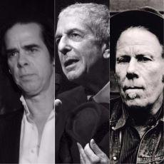 Hızla Melankolikleşmenize Sebep Olacak Eylem: Leonard Cohen, Tom Waits ve Nick Cave'le Eve Çıkmak