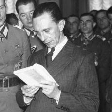 Hitler'in Propaganda Bakanı Joseph Goebbels'in Günlükleri