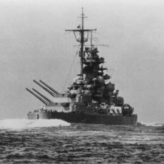 Nazi Almanyasının En Hüzünlü Savaş Gemisi: DKM Tirpitz