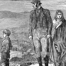Dünya Tarihinin Gördüğü En İlginç Olaylardan Biri: İrlanda Patates Kıtlığı