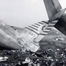 1974'te İzmir'de 66 Kişinin Hayatını Kaybettiği THY Uçak Kazası