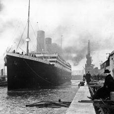 Titanic'in Çarptığı Buz Dağının Grönland'dan Atlas Okyanusu'na Kadar Uzanan Hikayesi