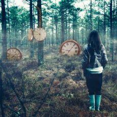 Doğada Kaybolunca Analog Saati Pusula Olarak Kullanmanın Yolu