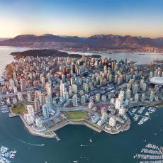 Sadece Kanada'nın Değil, Bütün Kuzey Amerika Kıtasının En Yaşanılabilir Şehri: Vancouver