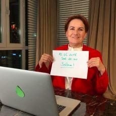 Meral Akşener'in Ekşi Sözlük Yazarlarına Verdiği Cevaplar