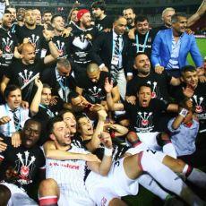 Siyah Beyaz Renklere Gönül Vermiş Birinin Gözünden Beşiktaş'ın 2016-2017 Şampiyonluğu