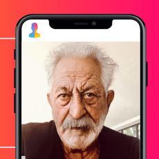 FaceApp'in Deliler Gibi Kullanılan Yaşlandırma Özelliğinin Çalışma Prensibi